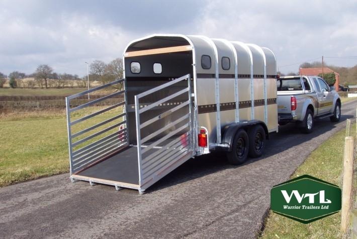 48hb 12 U2032 X 5 U20198 U2033 X 7 U2032 Livestock Trailer  U2013 Warrior Trailers Ltd