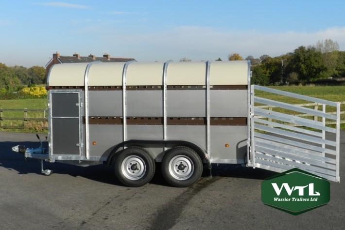 48lt 12 U2032 X 5 U20198 U2033 Livestock Trailer  U2013 Warrior Trailers Ltd