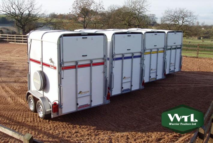 Bateson Deauville Horse    Trailer           Warrior    Trailers Ltd
