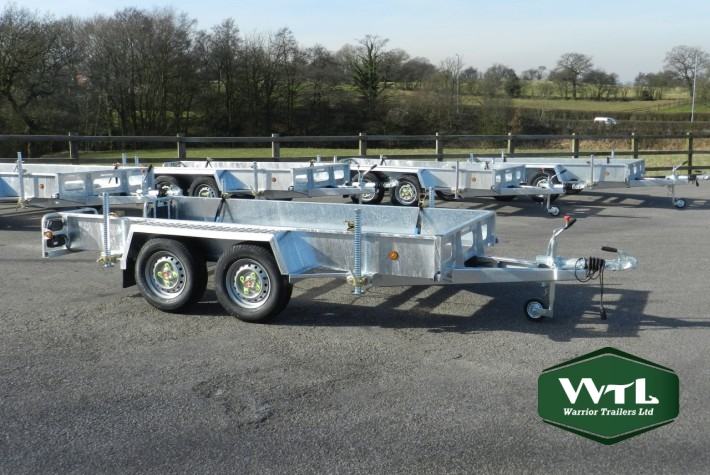 Bateson 26pc Fixed Plant Chassis  U2013 Warrior Trailers Ltd