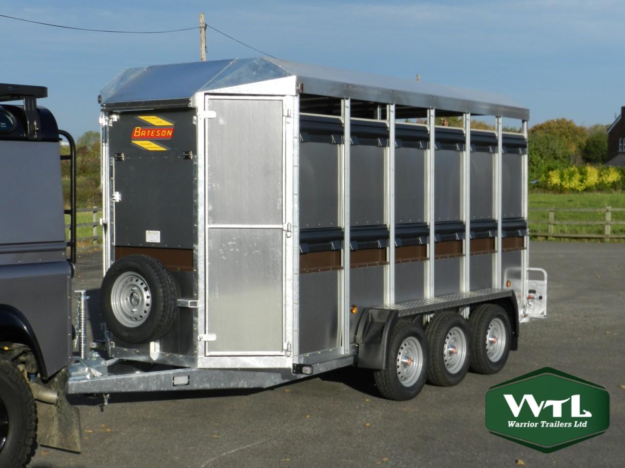 Warrior Trailers Ltd Trailer Parts Service Hire Sale Uk Hgv Wiring Diagram Ireland Delivery