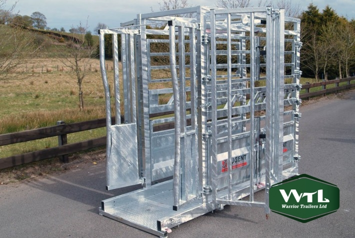 Head Yoke Cattle Tech  U2013 Warrior Trailers Ltd