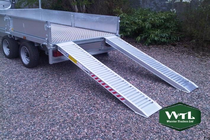 Plant  U0026 Machinery Ramps  U2013 Warrior Trailers Ltd