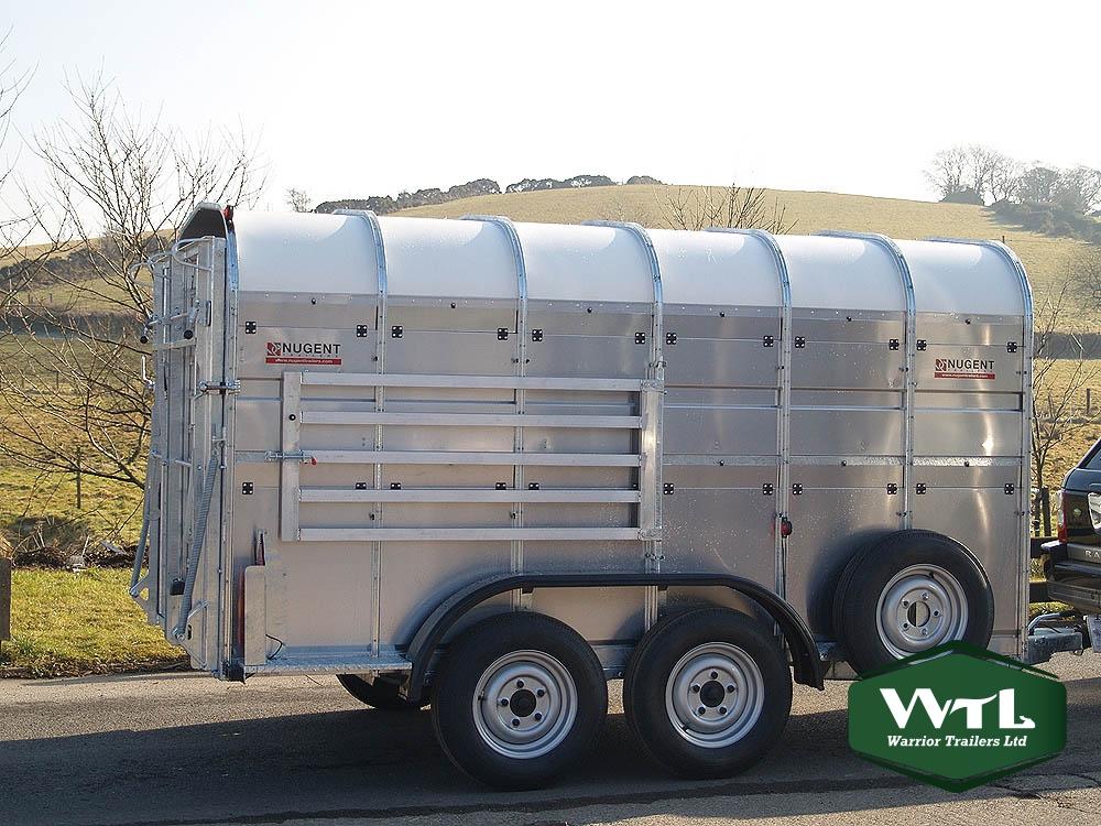 Livestock Trailer Hire – Warrior Trailers Ltd
