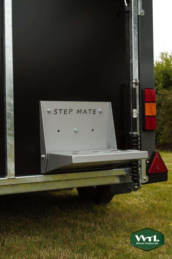 Step Mate     Warrior Trailers Ltd